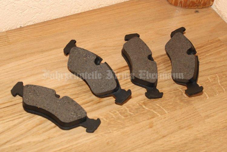 Scheibenbremse ATE 13.0460-7052.2 Bremsbelagsatz
