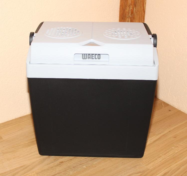 thermoelektrische k hlbox waeco coolfun t26se dc ean. Black Bedroom Furniture Sets. Home Design Ideas